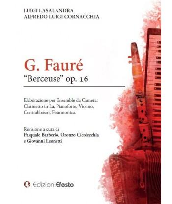 G. Fauré «berceuse» op. 16