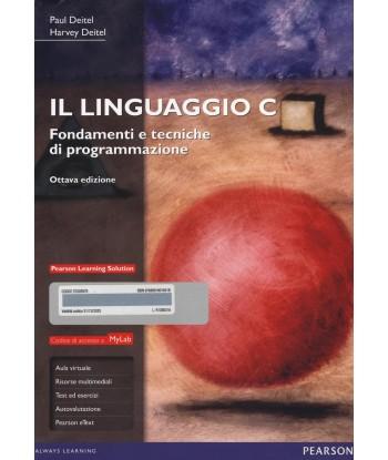 Il linguaggio C. Fondamenti...