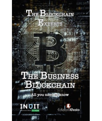 The Business Blockchain....