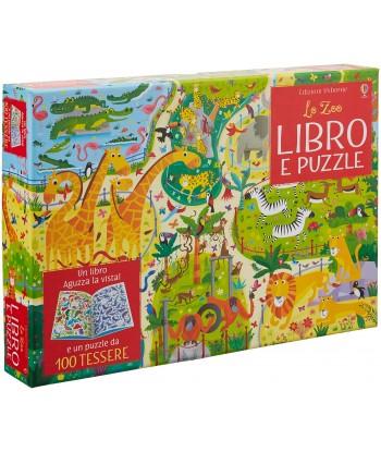 Lo zoo. Libro e puzzle