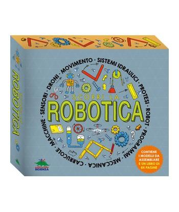Scopri la robotica....