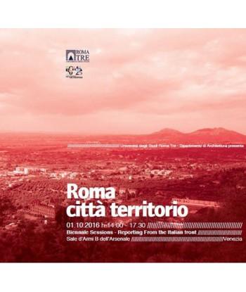 Roma città territorio....