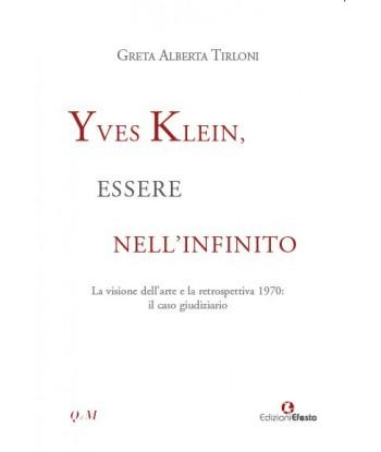 Yves Klein, essere...