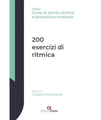 200 esercizi di ritmica