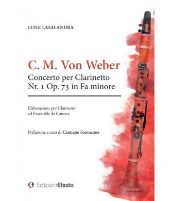 Carl Maria von Weber....