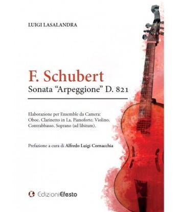 F. Schubert sonata...