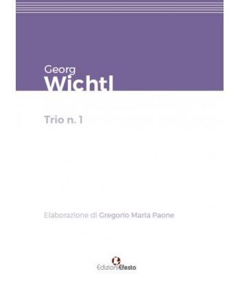 Georg Wichtl. Trio n.1