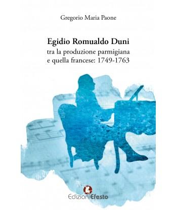 Egidio Romualdo Duni tra la...