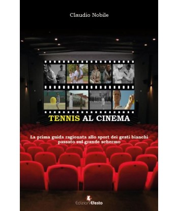 Tennis al cinema. La prima...